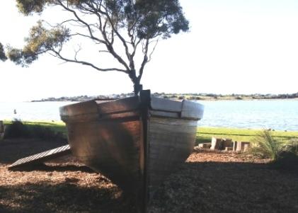playground boat