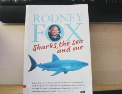 Rodney Fox sharks the sea and me