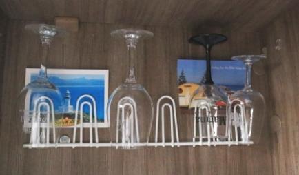 caravan glass holder