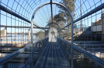 Berri riverfront walk
