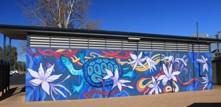Berri Hope Street Mural