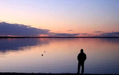 Lake Bonney