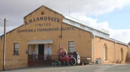 A H Landseer building