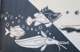 native fish art
