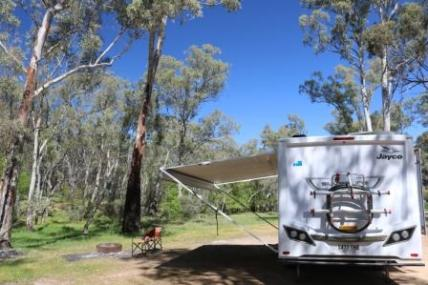 Ippinitchie campground