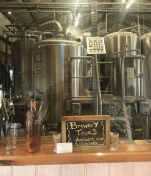 Smiling Samoyed brewery