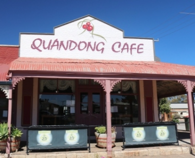Quandong Cafe Quorn