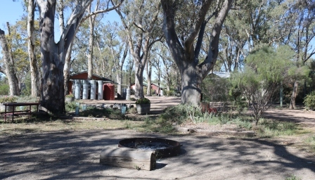 Quorn caravan park