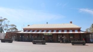 Prairie Hotel Parachilna