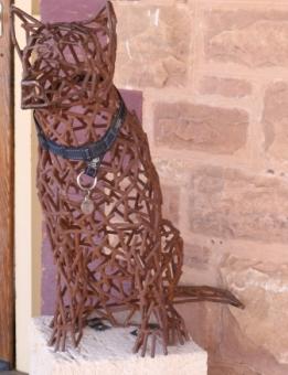 Ty Manning sculpture