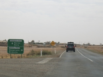 road to Marree