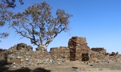 Appealinna ruins