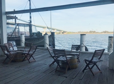 Wharf Barrel Shed