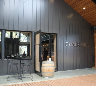 Chalk Hill wines