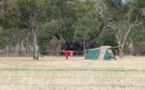 Santa's camp