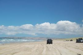 Goolwa Beach drive