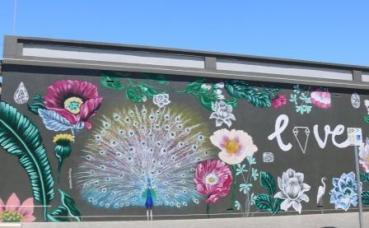 Kadina Jeweller mural
