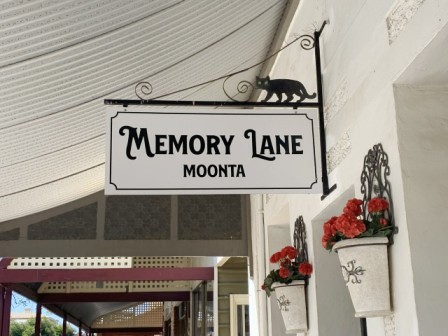 Memory Lane Moonta