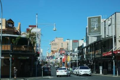 Hindley Street Adelaide