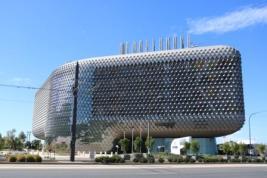 SAHMRI building Adelaide