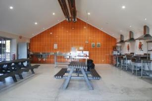 camp kitchen Hahndorf